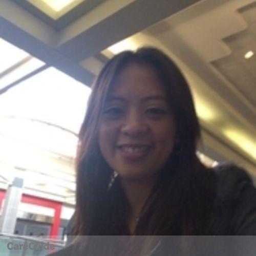 Canadian Nanny Provider Reena D's Profile Picture