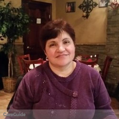 Housekeeper Provider Maria Gaspar's Profile Picture