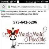 Housekeeper, House Sitter in Las Cruces