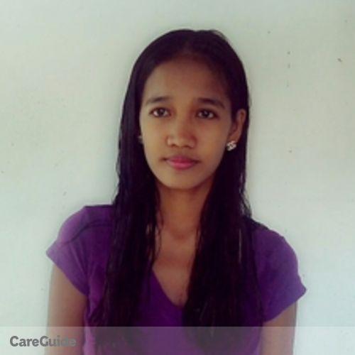 Canadian Nanny Provider Maria Cristina Gelacio's Profile Picture
