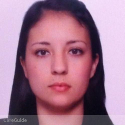 Canadian Nanny Provider Perla Jazmin Martinez's Profile Picture