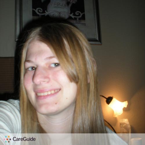 Child Care Provider Danielle Tanton's Profile Picture