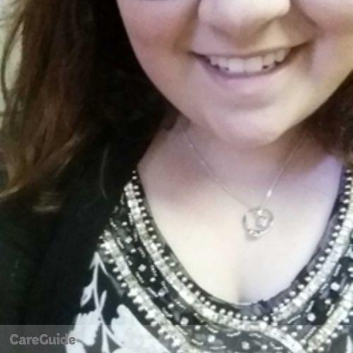 Canadian Nanny Provider Jessica Tetreault's Profile Picture