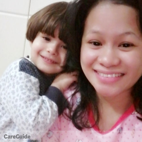 Canadian Nanny Provider Apple Marie Salvador's Profile Picture