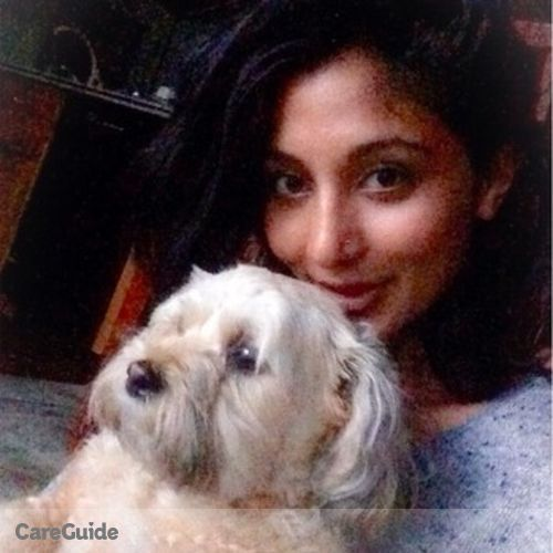 Pet Care Provider Chani Patel's Profile Picture