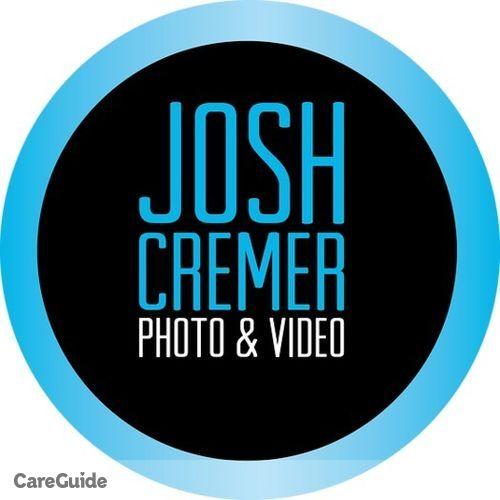 Videographer Provider Josh Cremer's Profile Picture