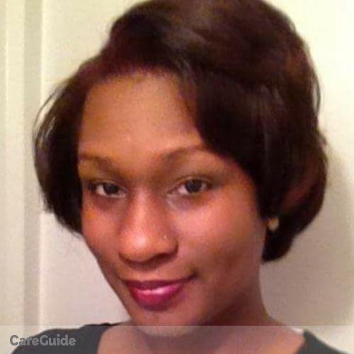 Child Care Provider Nadiyah Simpson's Profile Picture