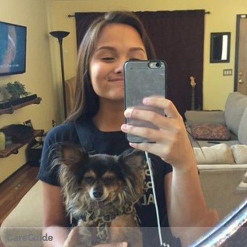 Pet Care Provider Jordyn Rodillas's Profile Picture