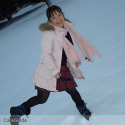 Canadian Nanny Provider Xiao Hong(Michelle) W's Profile Picture
