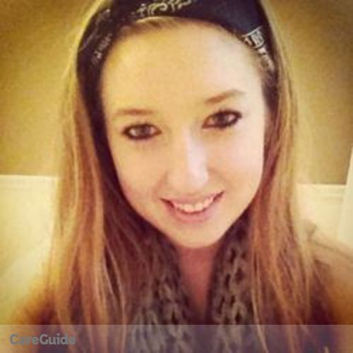 Canadian Nanny Provider Kelsey's Profile Picture