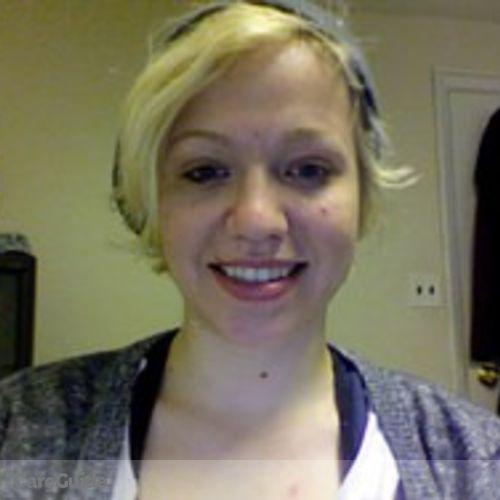 Canadian Nanny Provider Shalen Cole's Profile Picture