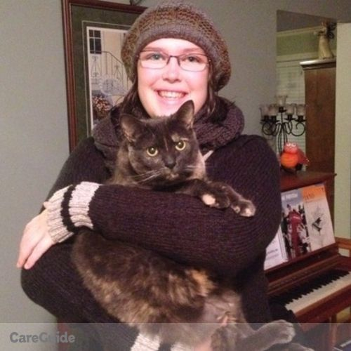 Canadian Nanny Provider Emily Horsley's Profile Picture