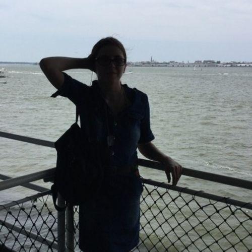 Elder Care Provider Olha Matvieieva's Profile Picture