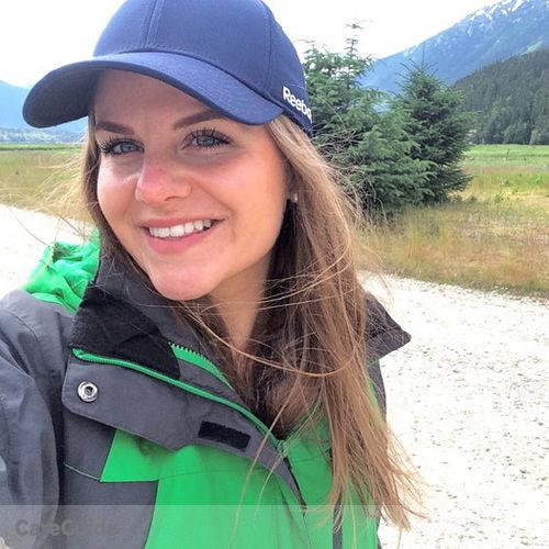 Canadian Nanny Provider Natasha Rivard-Morton's Profile Picture