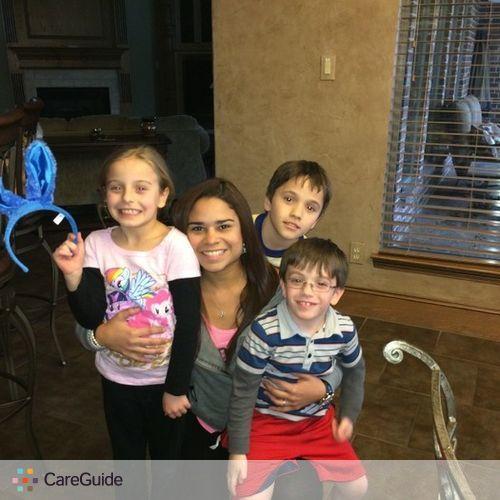 Child Care Provider Alejandra Garcia's Profile Picture