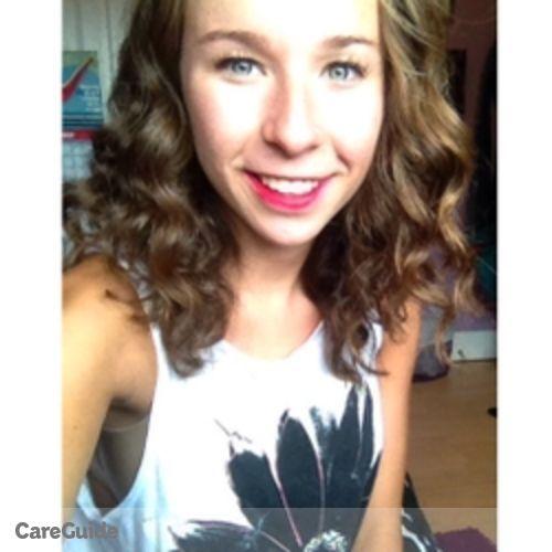 Canadian Nanny Provider Jordie F's Profile Picture