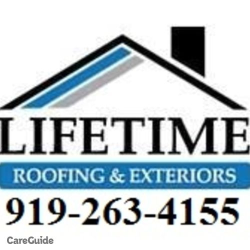Roofer Job Cassidy B's Profile Picture