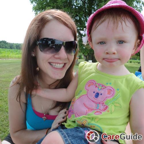 Child Care Provider Laura K's Profile Picture