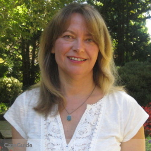 House Sitter Provider Marina K's Profile Picture