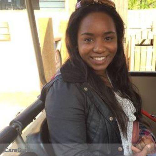 Canadian Nanny Provider Stephanie Aluko-olokun's Profile Picture