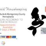 Super Affordable Residential & Commercial Housekeeping Service (Bucks & Montgomery County)