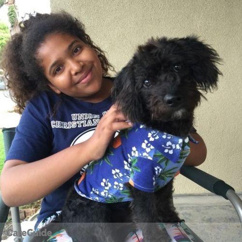 Pet Care Provider Giana U's Profile Picture