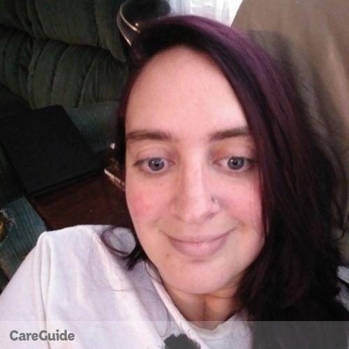 Canadian Nanny Provider Amanda Richards's Profile Picture