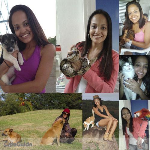 Pet Care Provider Ana Paula S's Profile Picture