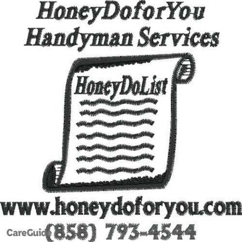 Handyman Provider Rob Parrish's Profile Picture