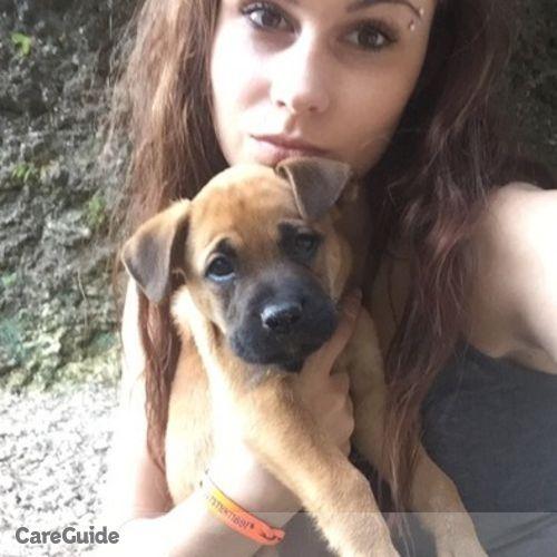 Pet Care Provider Haley Tucker's Profile Picture