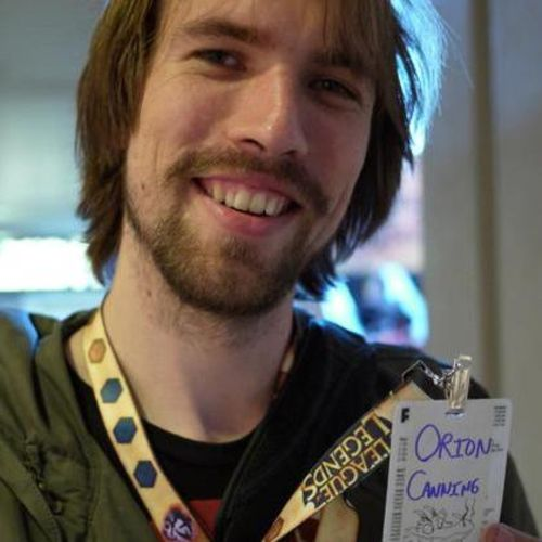 House Sitter Provider Orion Canning's Profile Picture