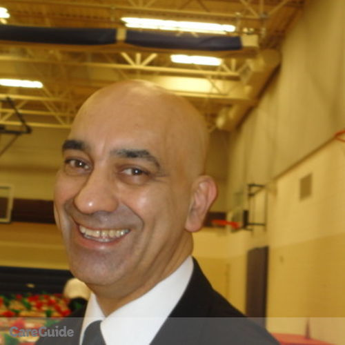 Canadian Nanny Provider Cesar D'Loreto's Profile Picture