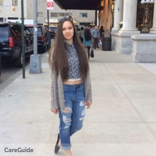 Canadian Nanny Provider Jessica Staicu's Profile Picture
