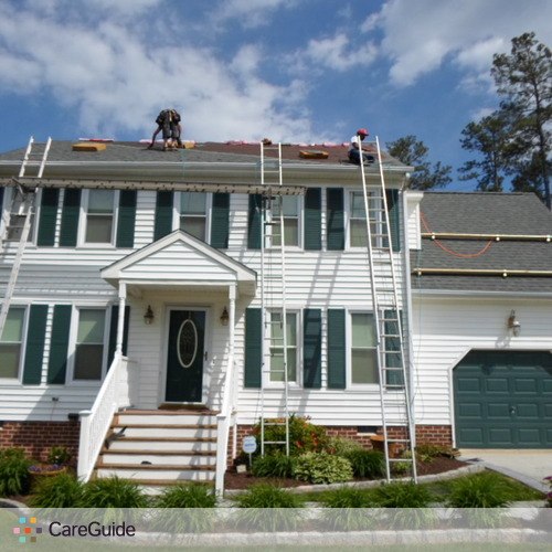 Roofer Provider Jay R's Profile Picture