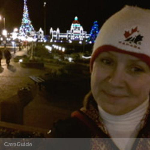 Canadian Nanny Provider Jill Wiggiins's Profile Picture