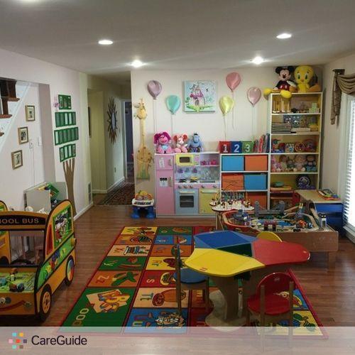Child Care Provider Eli Y's Profile Picture