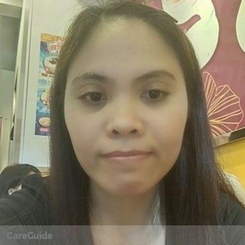 Canadian Nanny Provider Melodia Bermudo's Profile Picture