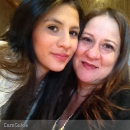 Canadian Nanny Provider Maria fernanda R's Profile Picture