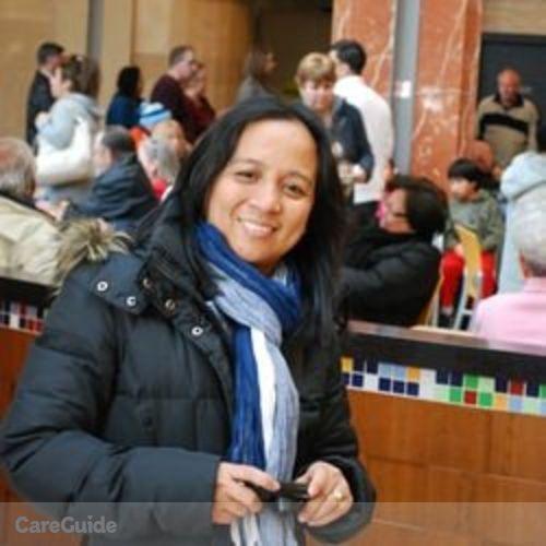 Canadian Nanny Provider Imelda S's Profile Picture