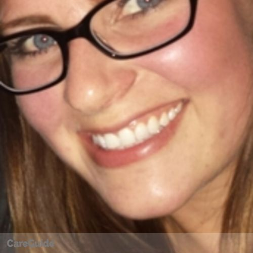 Canadian Nanny Provider Jordan T's Profile Picture