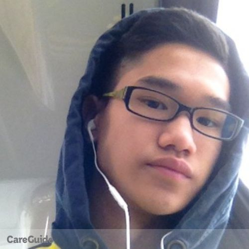 Canadian Nanny Provider Dac Tai D's Profile Picture