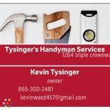 Handyman in Sevierville