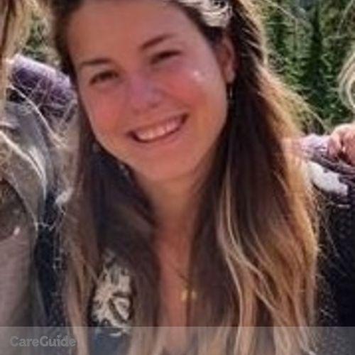 Canadian Nanny Provider Megan Giffen's Profile Picture