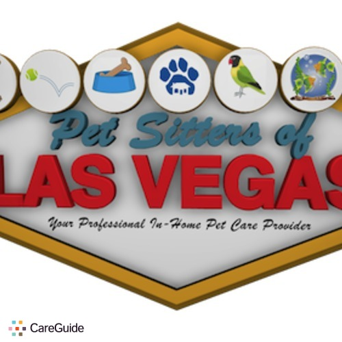 Pet Care Provider Pet Sitters o's Profile Picture