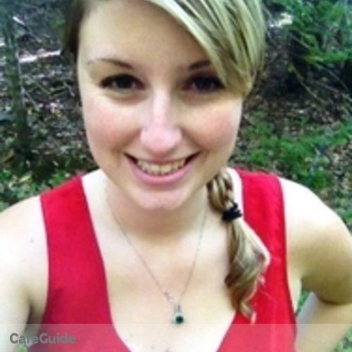 Canadian Nanny Provider Sarah K's Profile Picture