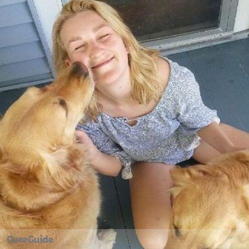 Pet Care Provider Sadie M's Profile Picture