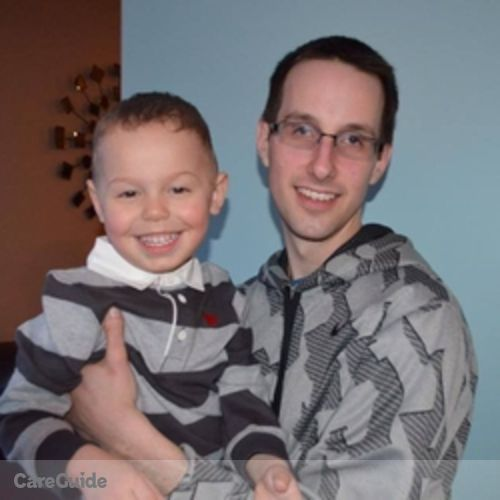 Canadian Nanny Provider James 's Profile Picture
