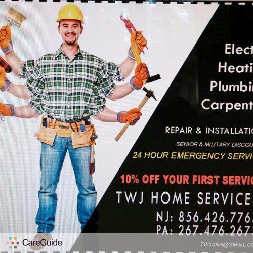 Handyman Provider Thomas J's Profile Picture