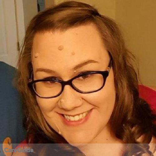 Canadian Nanny Provider Britany MacDonald's Profile Picture