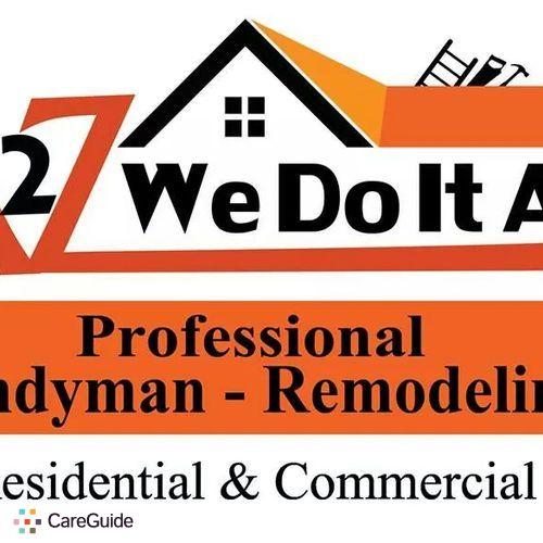 Handyman Provider Richard Richard's Profile Picture